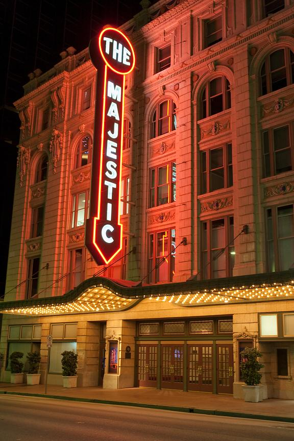 Majestic Theatre Dallas