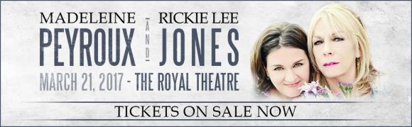 Madeleine Peyroux & Rickie Lee Jones at Majestic Theatre Dallas