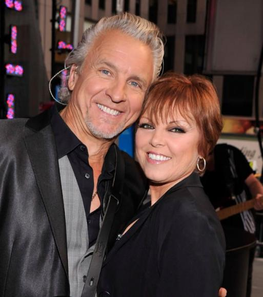 Pat Benatar & Neil Giraldo at Majestic Theatre Dallas