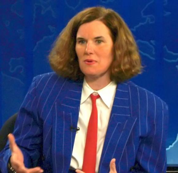 Paula Poundstone at Majestic Theatre Dallas