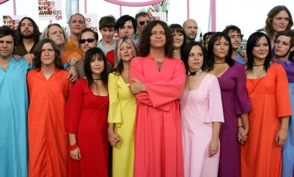 The Polyphonic Spree at Majestic Theatre Dallas