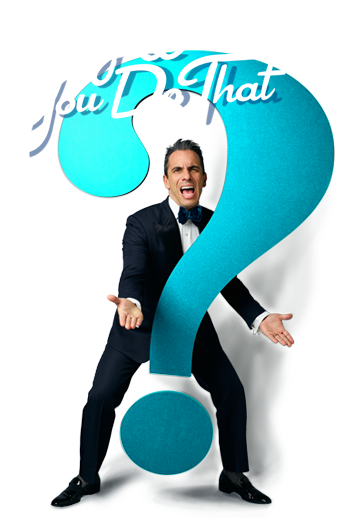 Sebastian Maniscalco at Majestic Theatre Dallas
