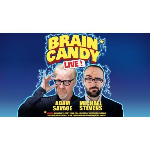 The Brain Candy Live Tour: Adam Savage & Michael Stevens at Majestic Theatre Dallas