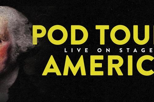 Pod Tours America at Majestic Theatre Dallas