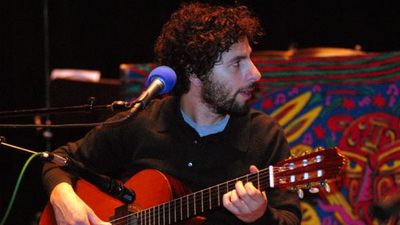 Jose Gonzalez at Majestic Theatre Dallas