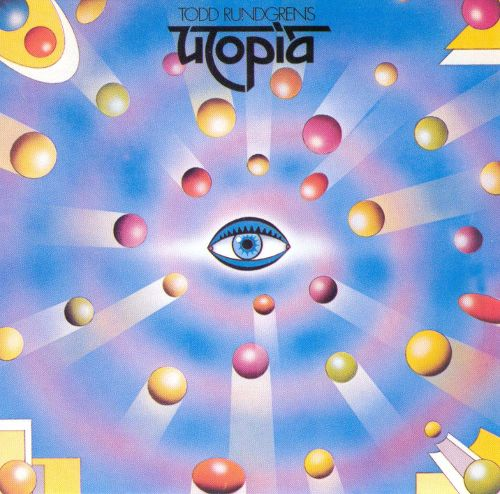Todd Rundgren's Utopia at Majestic Theatre Dallas