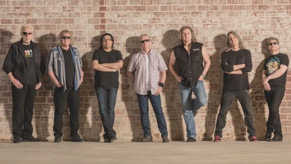 Kansas - The Band at Majestic Theatre Dallas