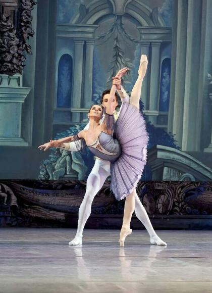 National Ballet of Ukraine: The Sleeping Beauty at Majestic Theatre Dallas