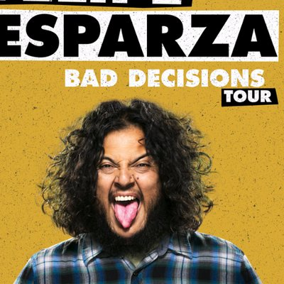 Felipe Esparza at Majestic Theatre Dallas