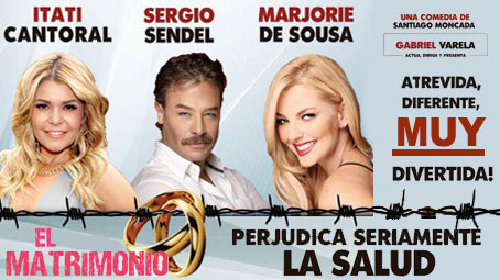 El Matrimonio Perjudica Seriamente La Salud at Majestic Theatre Dallas