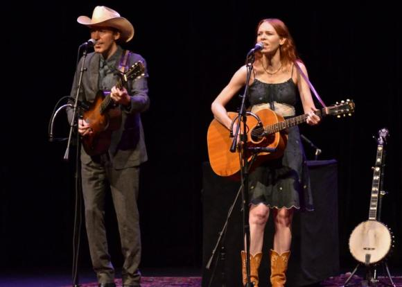 Gillian Welch at Majestic Theatre Dallas