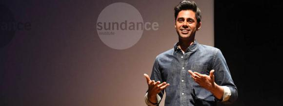 Hasan Minhaj at Majestic Theatre Dallas