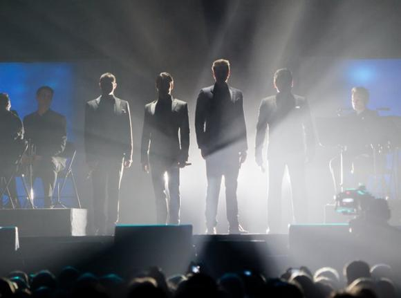Il Divo at Majestic Theatre Dallas