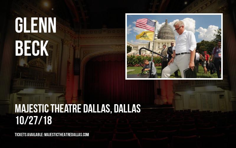 Glenn Beck at Majestic Theatre Dallas