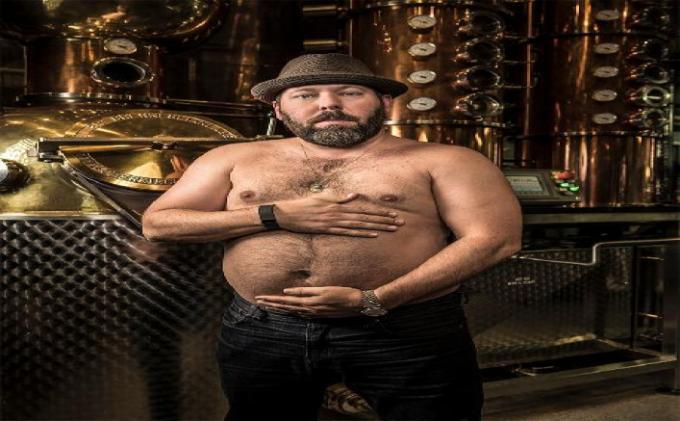 Bert Kreischer at Majestic Theatre Dallas