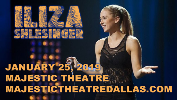 Iliza Shlesinger at Majestic Theatre Dallas