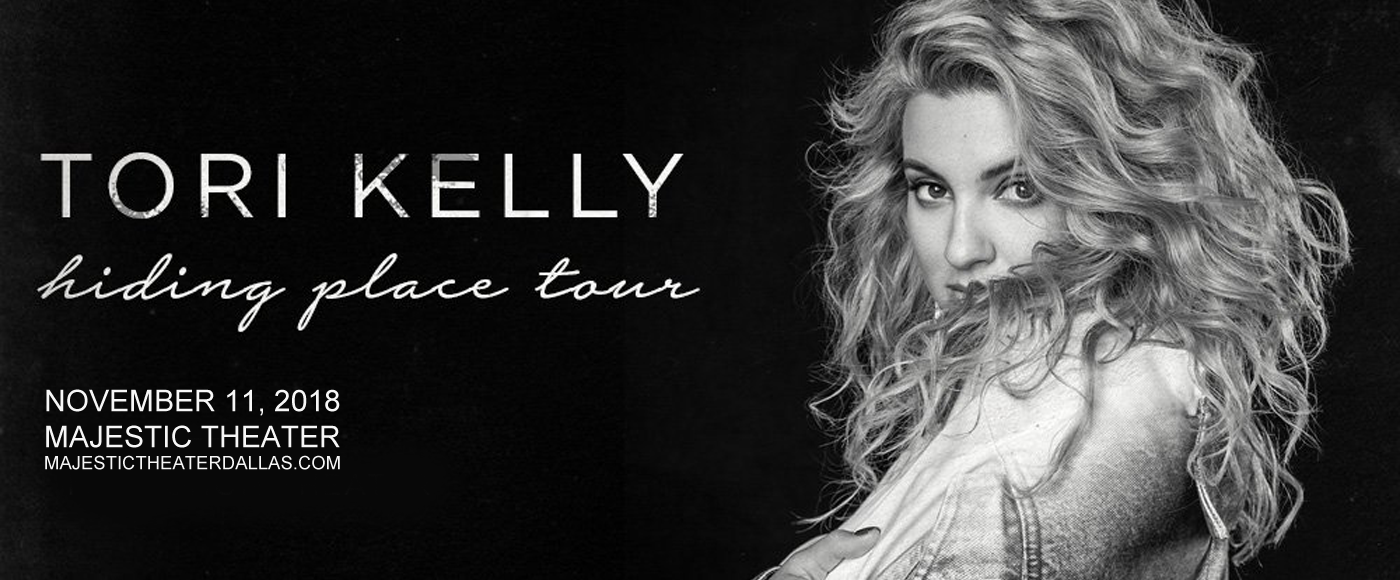 Tori Kelly at Majestic Theatre Dallas