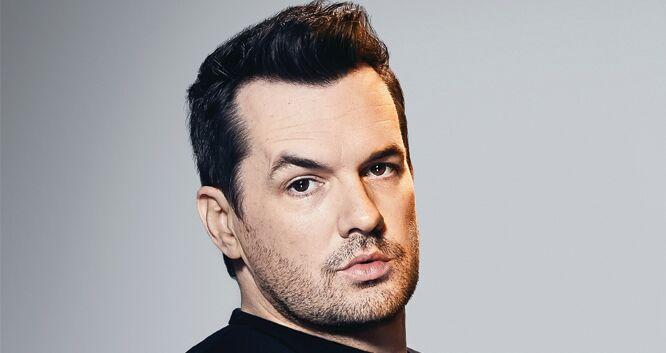 Jim Jefferies at Majestic Theatre Dallas