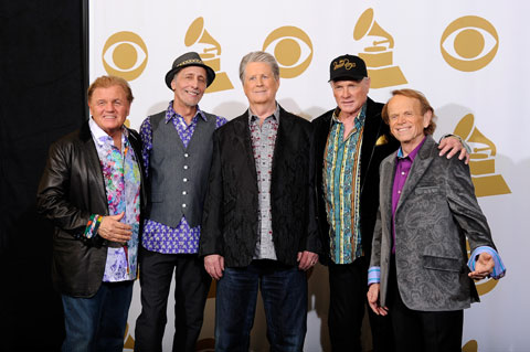 The Beach Boys at Majestic Theatre Dallas