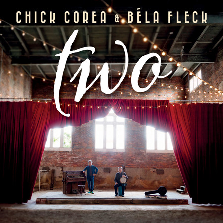 Chick Corea & Bela Fleck at Majestic Theatre Dallas