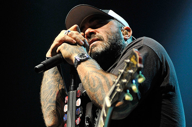 Aaron Lewis at Majestic Theatre Dallas