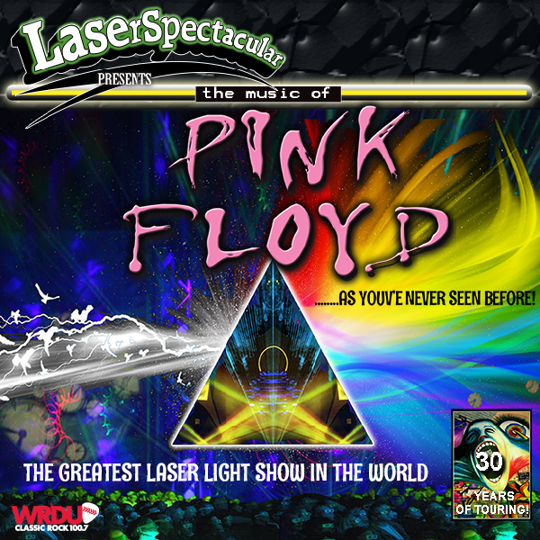 Paramount's Laser Spectacular at Majestic Theatre Dallas