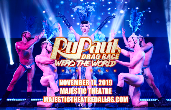 Rupaul's Drag Race at Majestic Theatre Dallas