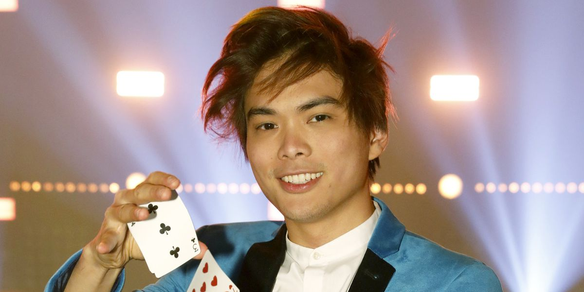 Shin Lim at Majestic Theatre Dallas