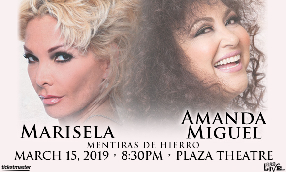 Marisela & Amanda Miguel at Majestic Theatre Dallas
