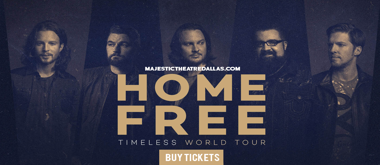 Home Free Vocal Band at Majestic Theatre Dallas