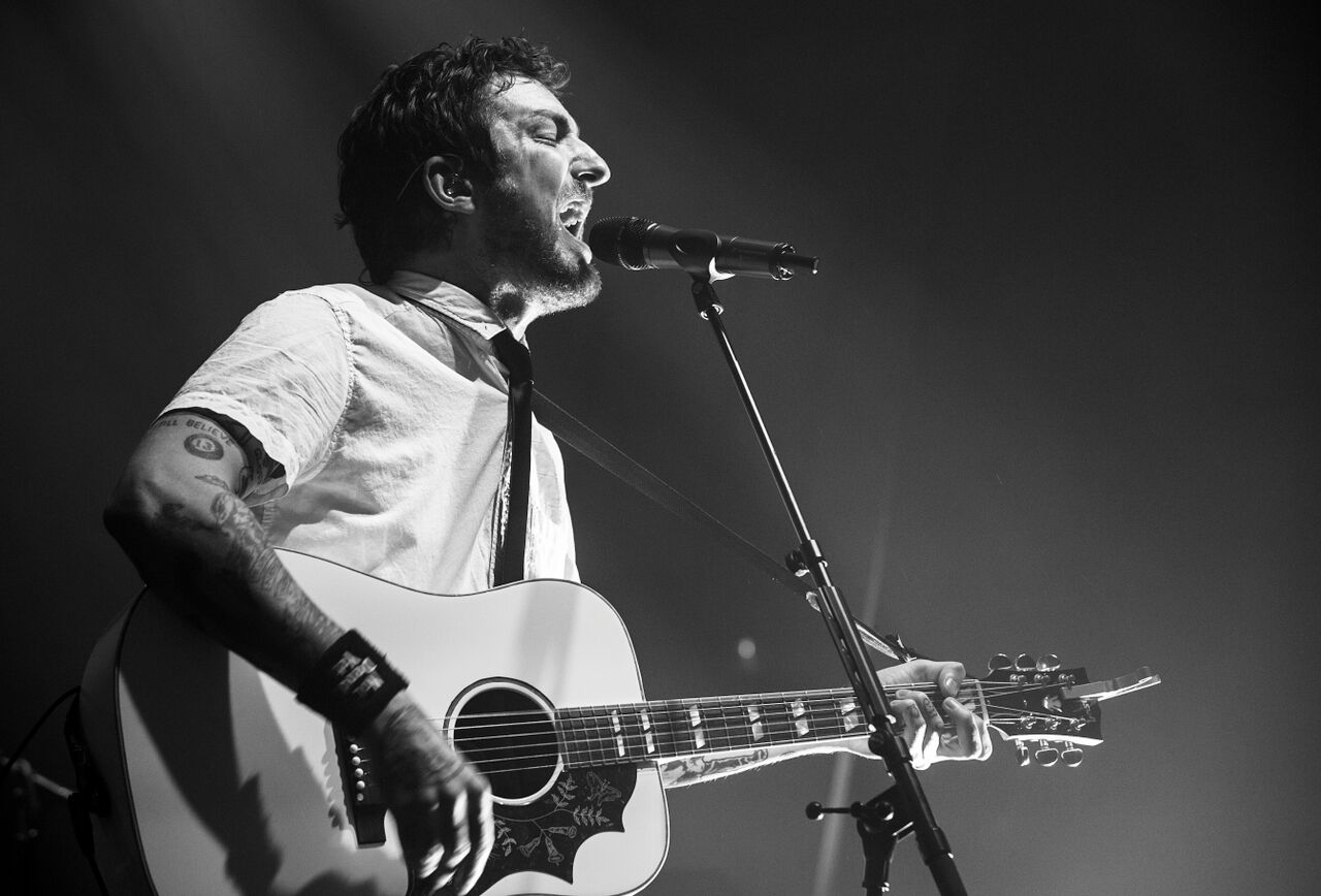 Frank Turner at Majestic Theatre Dallas