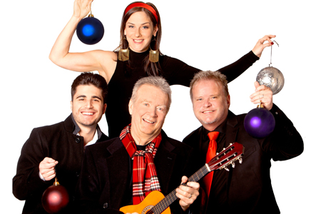 A Peter White Christmas: Euge Groove, Vincent Ingala & Lindsey Webster at Majestic Theatre Dallas