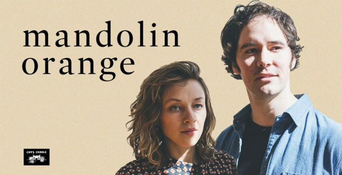 Mandolin Orange at Majestic Theatre Dallas