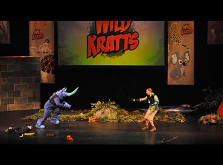 Wild Kratts - Live at Majestic Theatre Dallas
