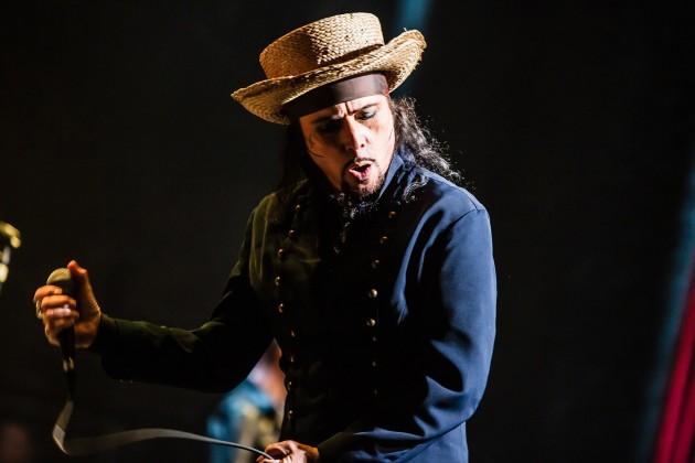 Adam Ant at Majestic Theatre Dallas