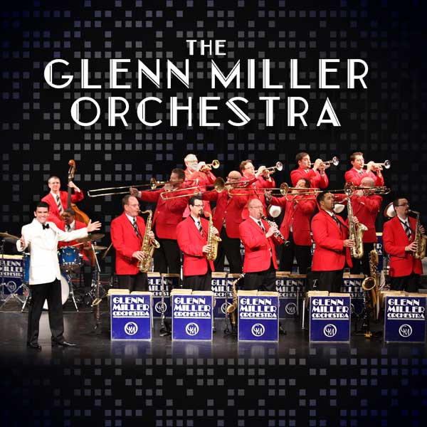 Glenn Miller Orchestra at Majestic Theatre Dallas