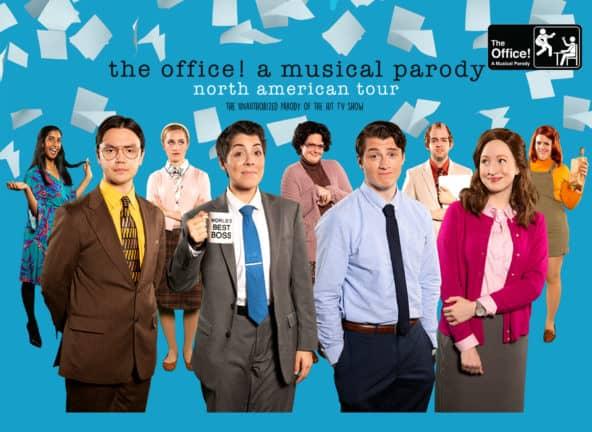 The Office! A Musical Parody at Majestic Theatre Dallas
