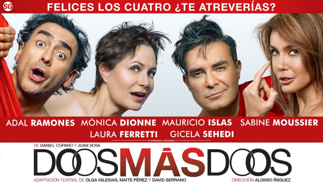 Dos Mas Dos at Majestic Theatre Dallas