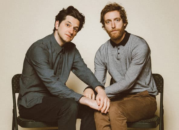 Middleditch and Schwartz at Majestic Theatre Dallas