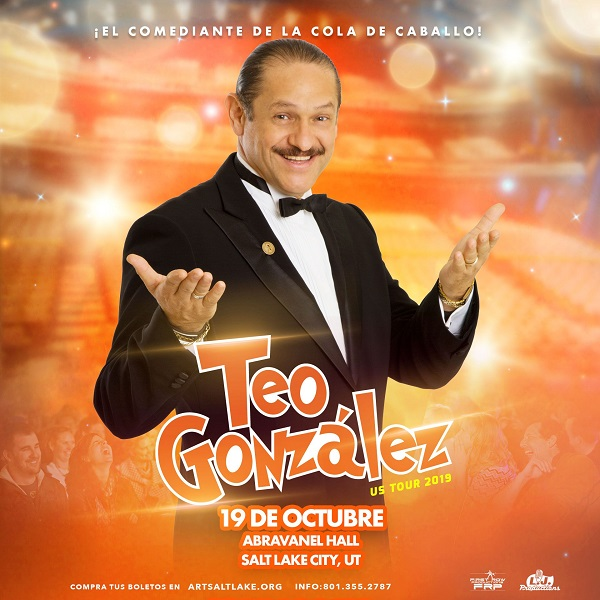 Teo Gonzalez [POSTPONED] at Majestic Theatre Dallas