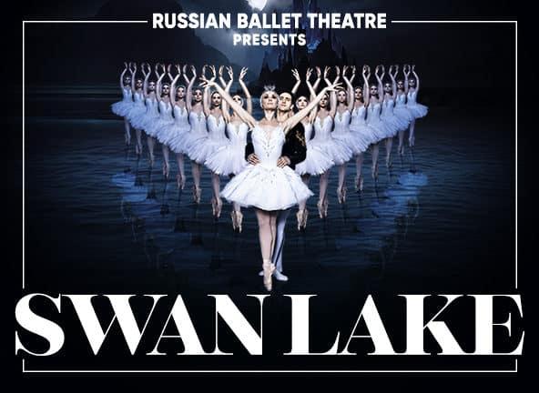 Russian Ballet Theatre: Swan Lake [POSTPONED] at Majestic Theatre Dallas