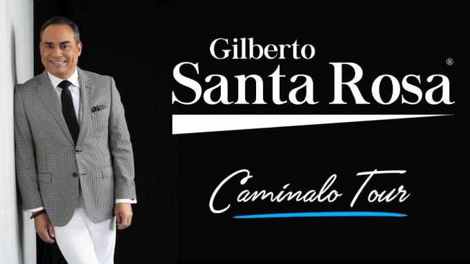 Gilberto Santa Rosa at Majestic Theatre Dallas