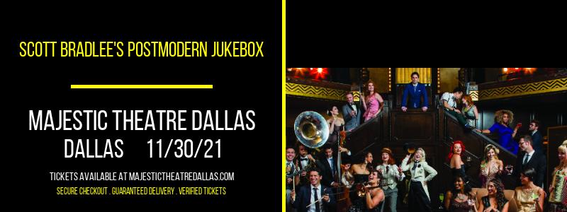 Scott Bradlee's Postmodern Jukebox at Majestic Theatre Dallas