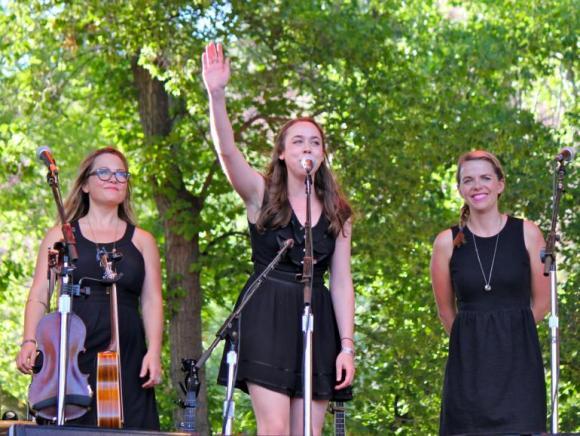 I'm With Her: Sara Watkins, Sarah Jarosz & Aoife O'Donovan at Majestic Theatre Dallas