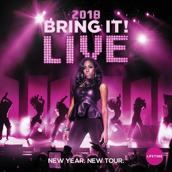 Bring It! Live at Majestic Theatre Dallas