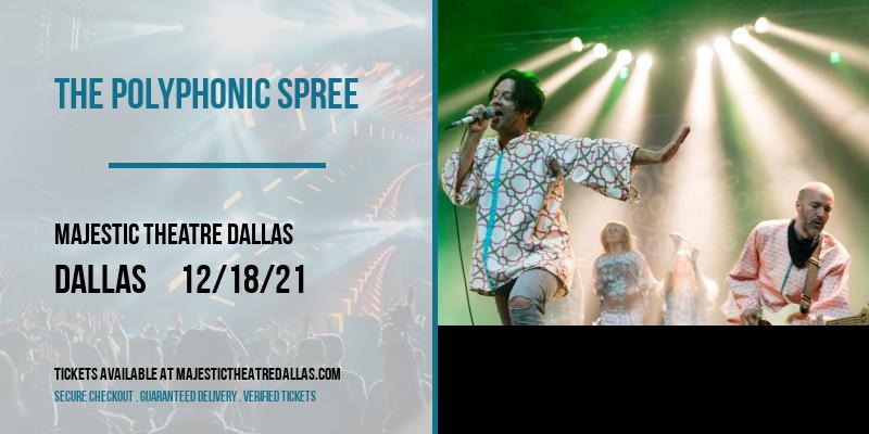 The Polyphonic Spree at Majestic Theatre Dallas