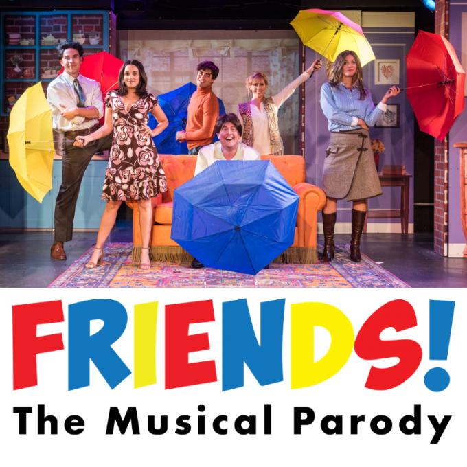 Friends The Musical Parody at Majestic Theatre Dallas