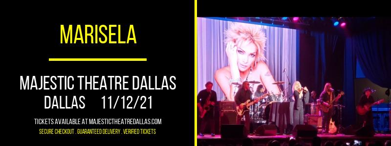 Marisela at Majestic Theatre Dallas